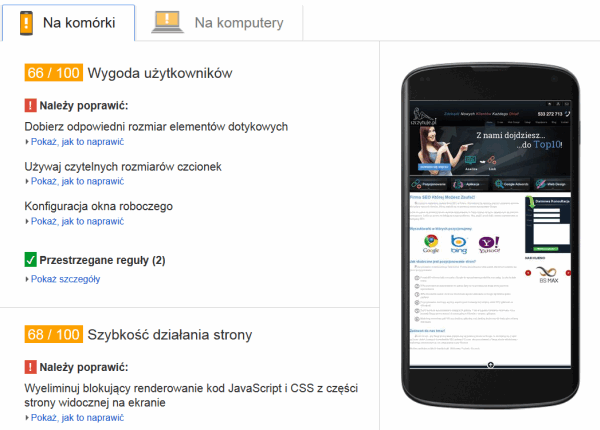 PageSpeed-Insights-Mobile